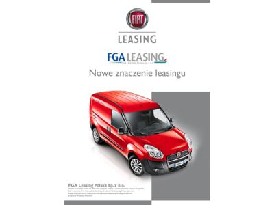 Fiat Plakat Kreacja